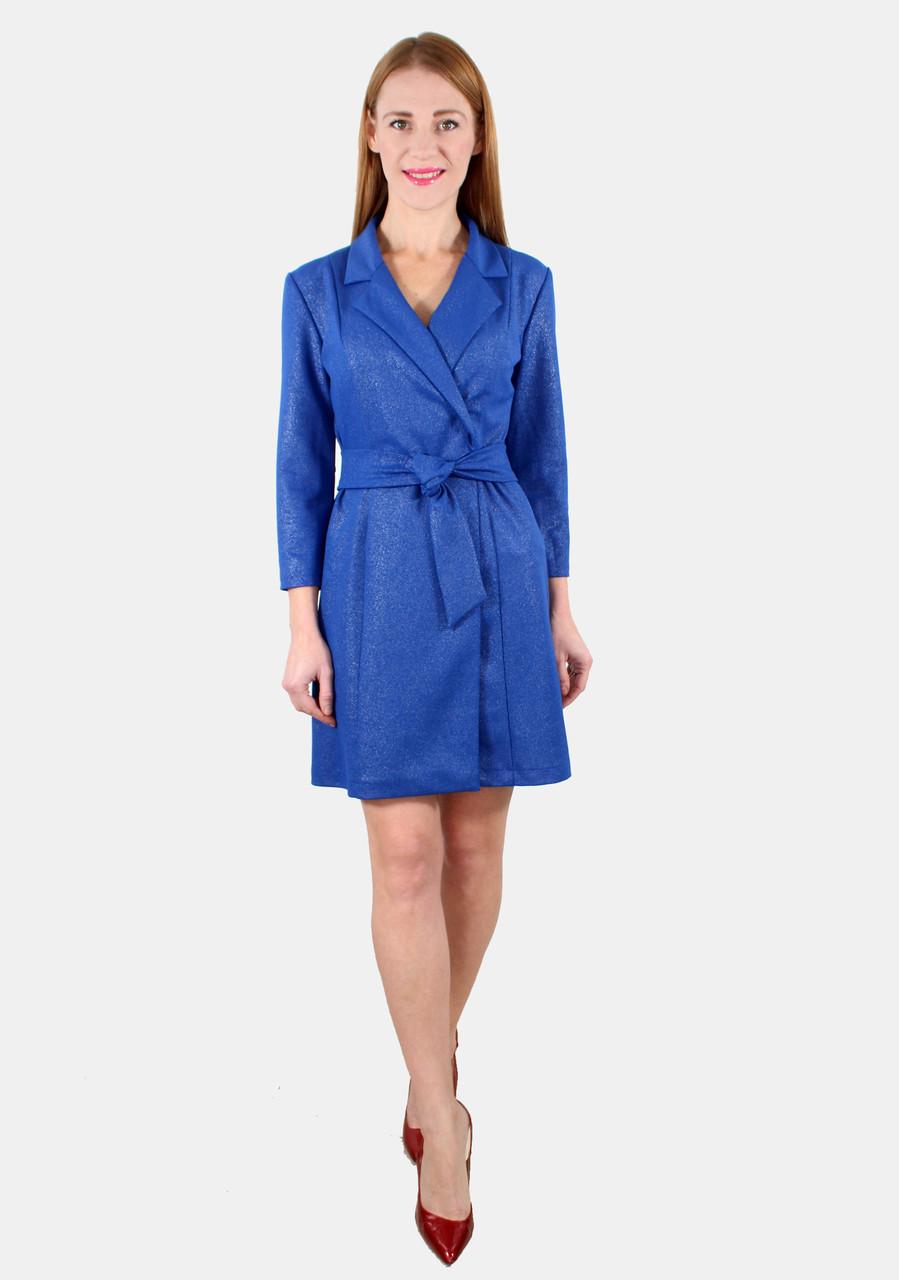 Платье-пиджак нарядный 42-44 р