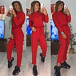 Женский костюм брючный из ангоры (в расцветках), фото 3