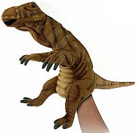 Hansa - Реалистичная мягкая игрушка на руку Муттабурразавр, 40 см, фото 1