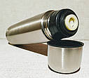 Термос вакуумный со стальной колбой 1 л GA Dynasty 10049, фото 4