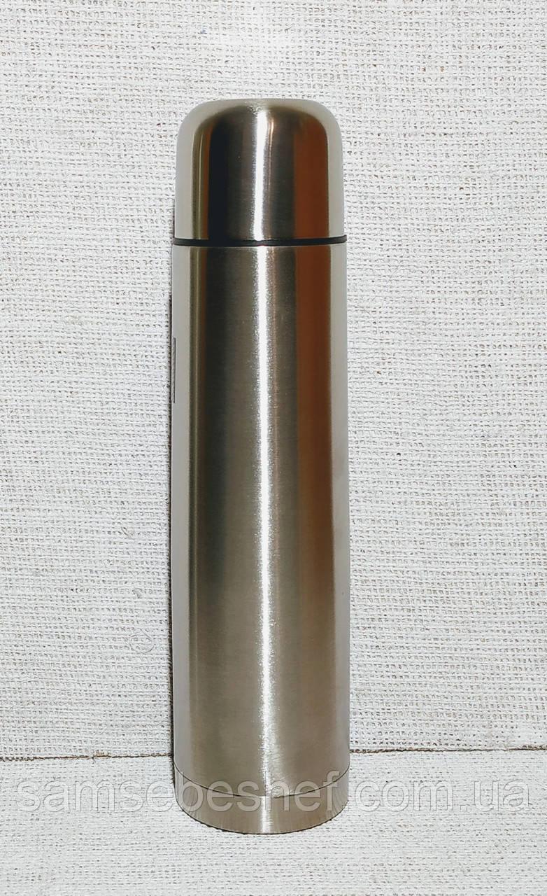 Термос вакуумный со стальной колбой 1 л GA Dynasty 10049