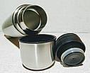 Термос вакуумный со стальной колбой 1 л GA Dynasty 10049, фото 2