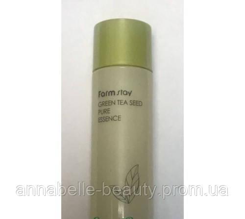 Эссенция с экстрактом семян зеленого чая 30 мл
