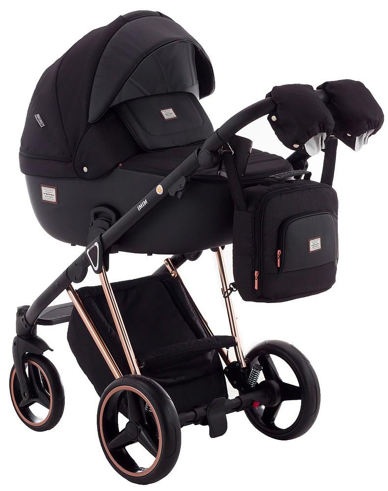 Детская универсальная коляска 2 в 1 Adamex Mimi BR603