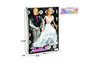 "Кукла типа ""Барби"", невеста, Кен, 66854"