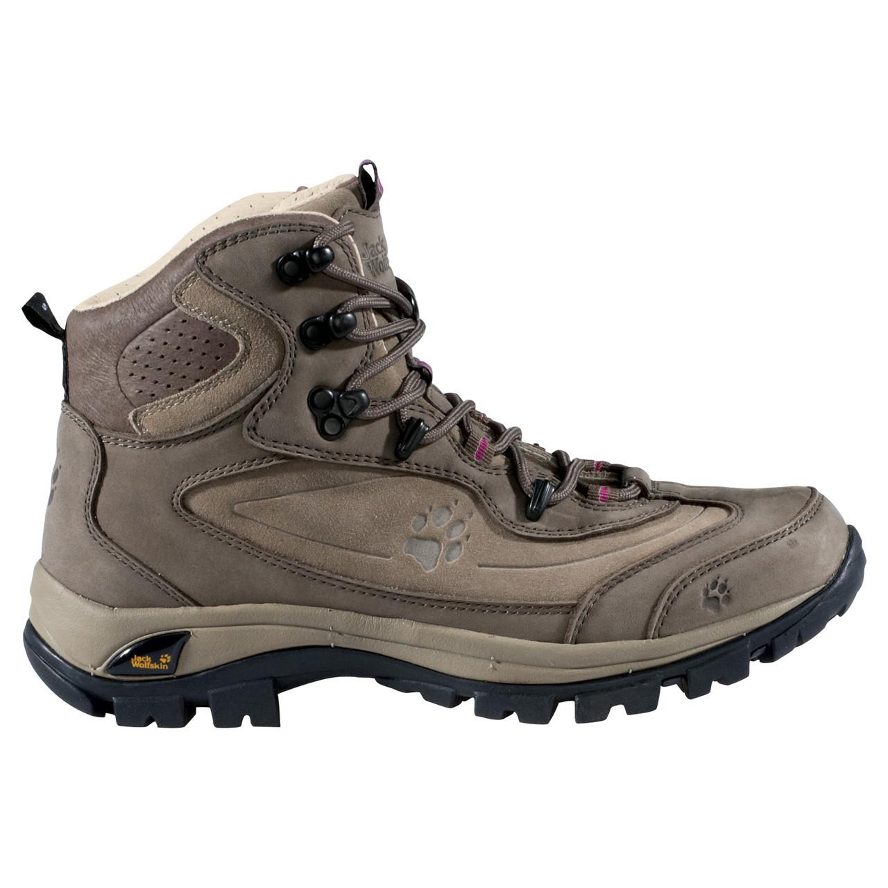 Жіночі черевики Jack wolfskin VOJO HIKE 2 TEXAPORE MID w 39.5 25 cm