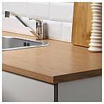 IKEA KNOXHULT Напольный шкаф с дверцами, серый, 120 см (503.267.94), фото 4