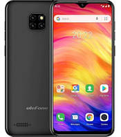 Смартфон Ulefone Note 7 1/16Gb Black, 3500mAh, 8+2+2/5Мп, 2sim, экран 6.1'' IPS, 4 ядра