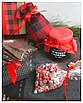 """Подарочный набор """"Красный стиль с виски"""", фото 3"""