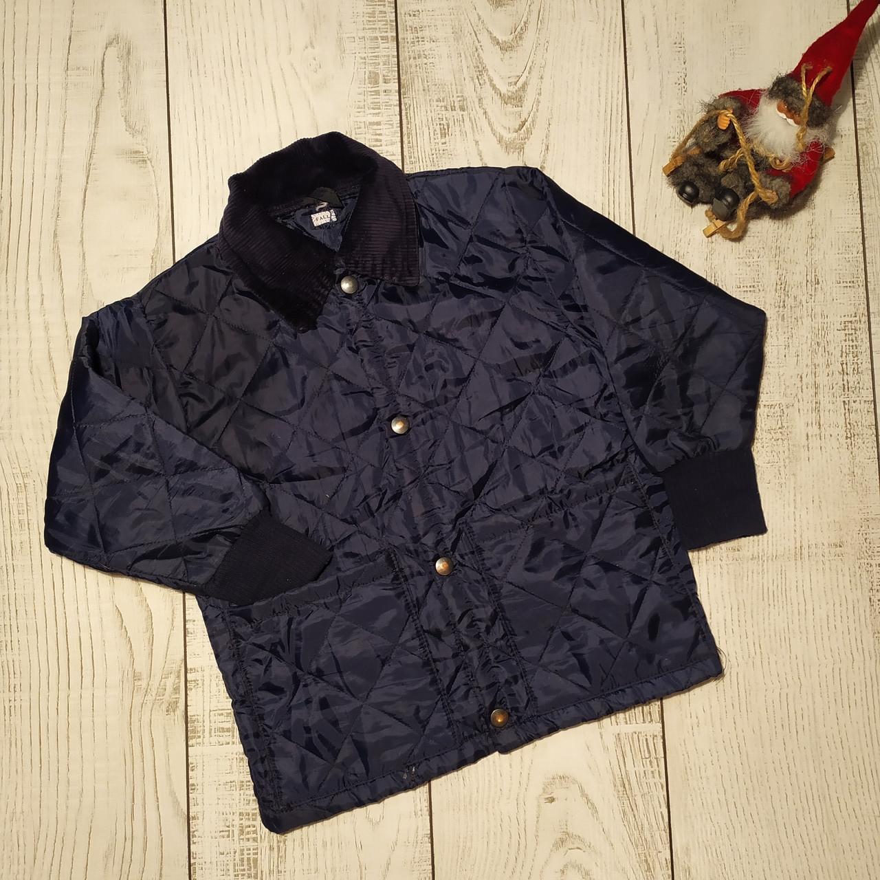 Куртка для мальчика 3-4 года