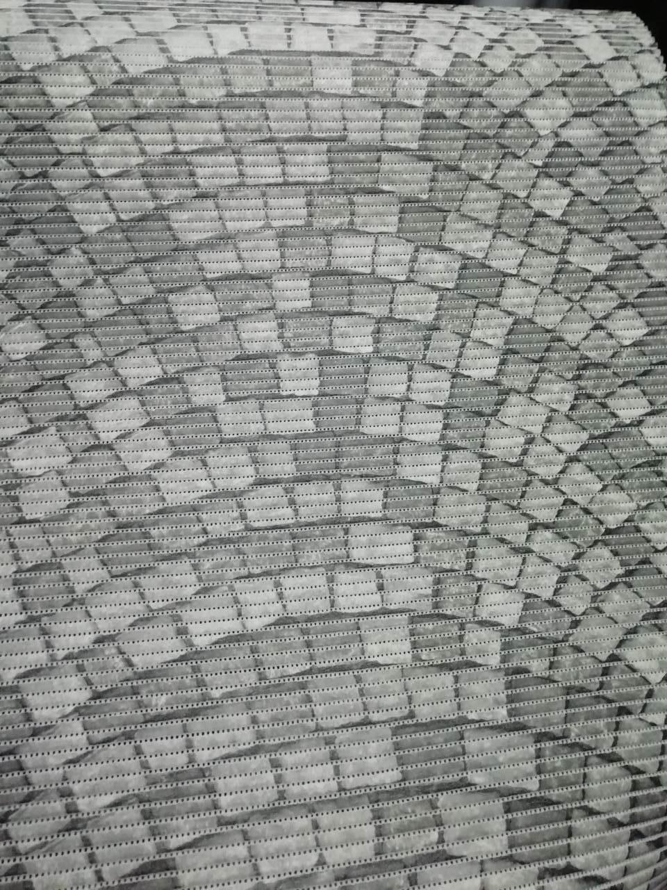 Коврик Декомарин в ванную Турция брусчатка  80см  6222