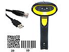 2D Сканер штрих-коду Х760 (QR Image) USB, фото 2