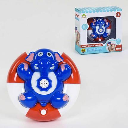 """Іграшка для ванної """"Слоник"""", SL87031, фото 2"""