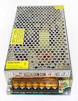 Блок питания для светодиодной ленты металл 150W 12V IP20 199x98x42mm LEMANSO
