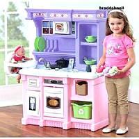"""Детская кухня """"LITTLE BAKERS"""", 106х71х36см США STEP2"""