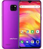 Смартфон Ulefone Note 7 1/16Gb Purple, 3500mAh, 8+2+2/5Мп, 2sim, экран 6.1'' IPS, 4 ядра