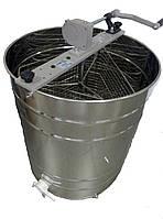 Медогонка діагональна 3-рамкова універсальна ручна (без ніг та кришки) ?500MM – MINIMA LINE