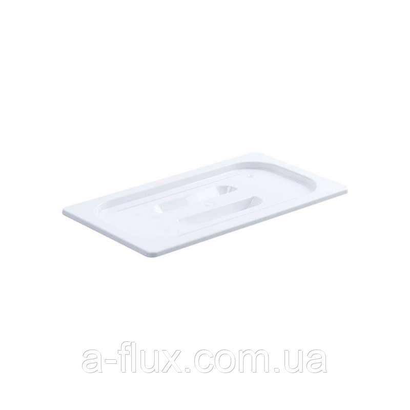 Крышка для гастроемкости из поликарбоната белая GN1/2 Stalgast 182002