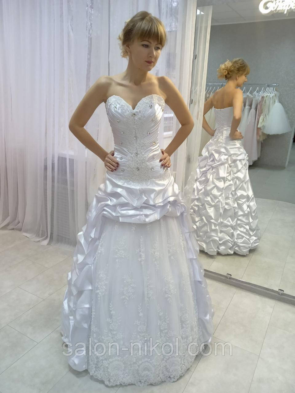 Свадебное платье R-36