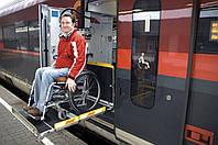 Пассажирский подъемник для поездов  Palfinger MBB Trainlift TR 800, фото 1