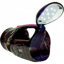 Фонарик лампа светильник фонарь 13+9 Led YJ-2809, фото 3