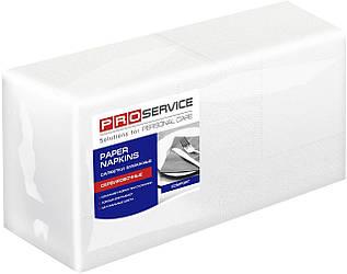 Салфетки сервировочные 24х24 двухслойные белые PROservice Comfort 200 шт.