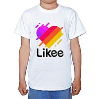 Футболка LIKE  (на мальчика или девочку)