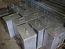 Емкость металлическая для воды