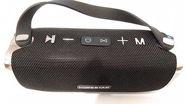 Hopestar H24 портативная акустическая стерео колонка Bluetooth, фото 3