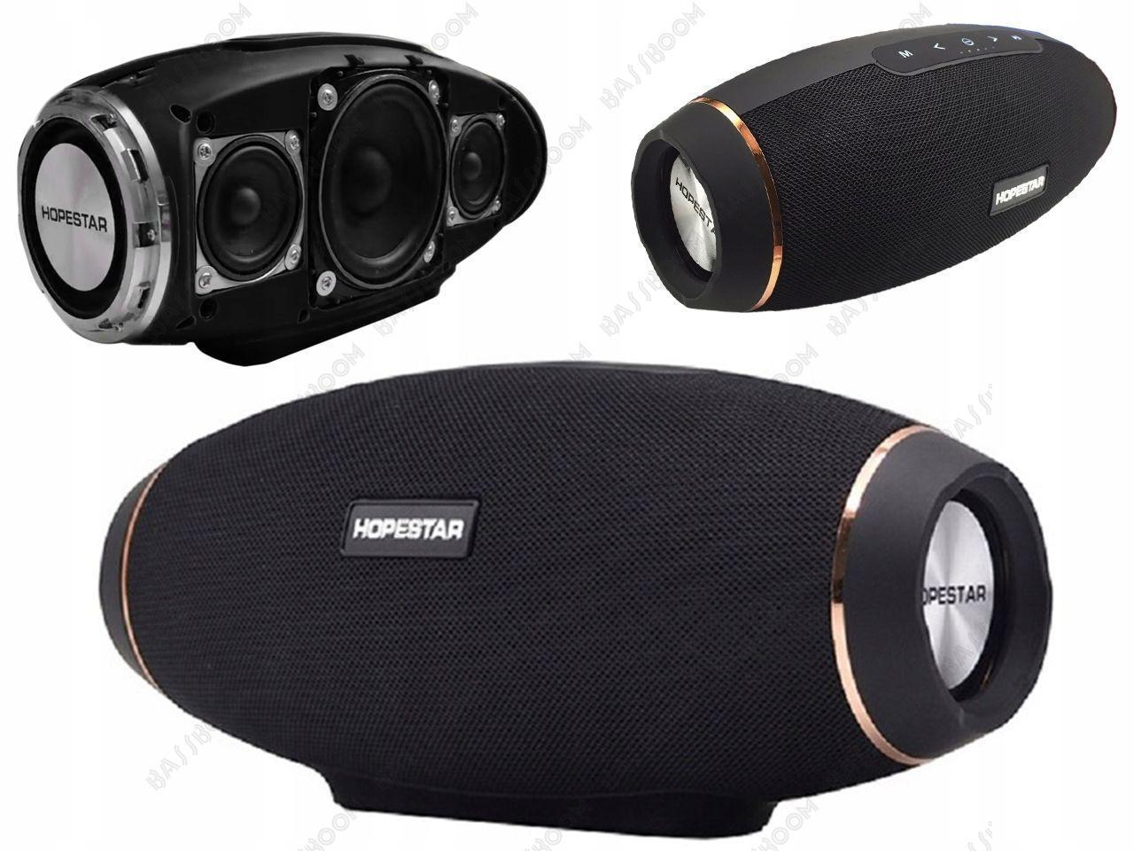 Беспроводная Bluetooth колонка HopeStar H20 31W Портативная влагозащищенная акустика