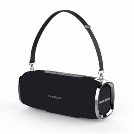 Портативная Bluetooth колонка SPS Hopestar A6, черная, фото 2