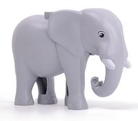 Фигурки животных для конструктора Lego DUPLO Слон 13,5 х 10 см