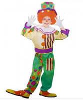 Костюм Клоун (4-6 лет) маскарадный ABC
