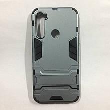 Чехол для Xiaomi Redmi Note 8 Terminator Grey