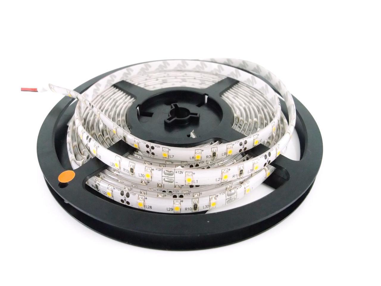 Светодиодная LED лента гибкая 12V PROlum™ IP65 3528\60 Standart