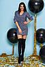 Женское праздничное блестящее платье (Майяjd), фото 3