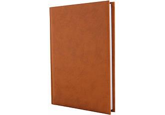 Щоденник недатований А5 Algora, коричневий
