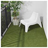 IKEA RUNNEN (503.131.31) Половая доска, сад, искусственная трава