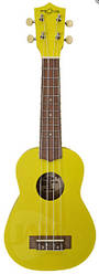 FZONE FZU-003 (Yellow) Укулеле сопрано