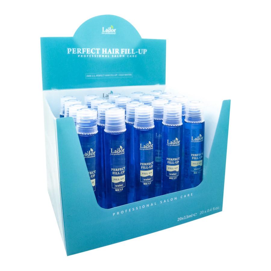 Филлер для волос с эффектом ламинирования Lador Perfect Hair Filler Коробка 20х13 мл