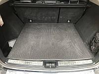 Mercedes GLE/ML klass W166 Коврик багажника (EVA, полиуретановый)