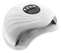 UV LED лампа Nail Dryer Lamp 5X Plus 108 Вт для сушки геля и гель-лака белый