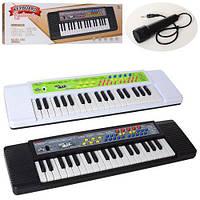 Синтезатор музыкальный BX-1644B-55A-55B для детей 37 клавиш