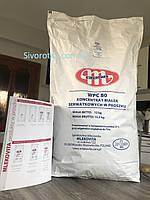 Концентрат сывороточного белка Mlekovita WPC 80 15кг мешок.