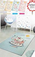 "Килим в дитячу кімнату ""lovely"" 100x160 Chilai Home № 77-114"