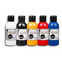 Набор красок SENJO-COLOR для Боди-арт (5*75 мл)