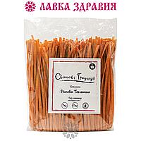 """Локшина рисова томатна (без глютену) """"Світові традиції"""" 300 г, фото 1"""