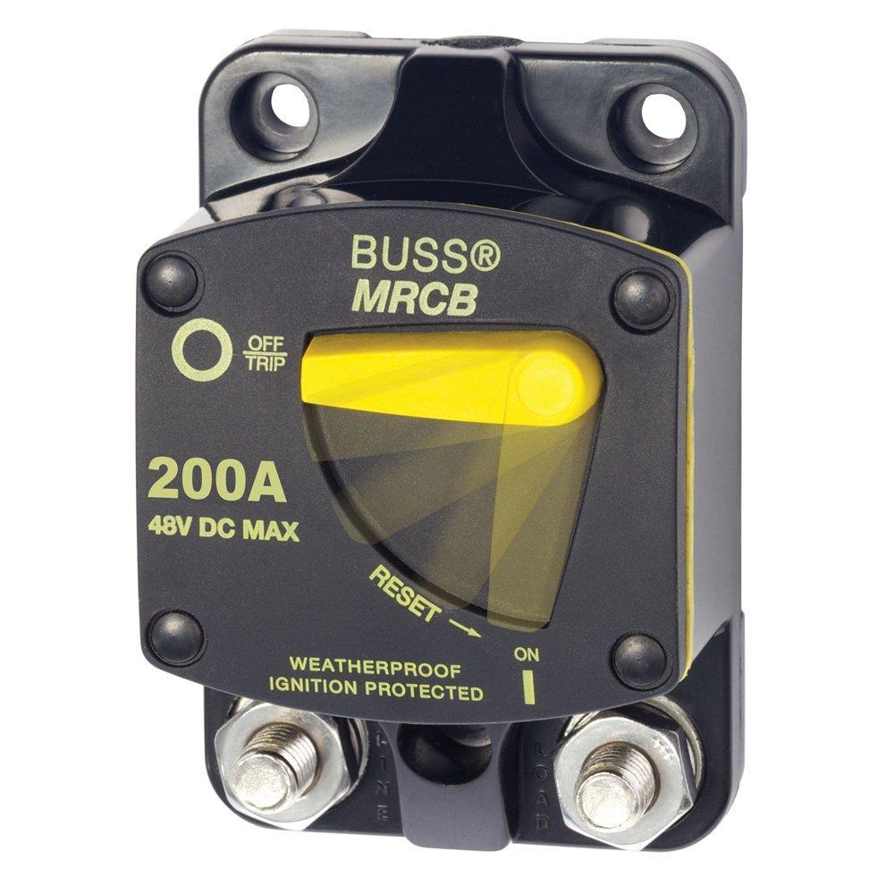 Выключатель массы Blue Sea 7149 Bussman 187