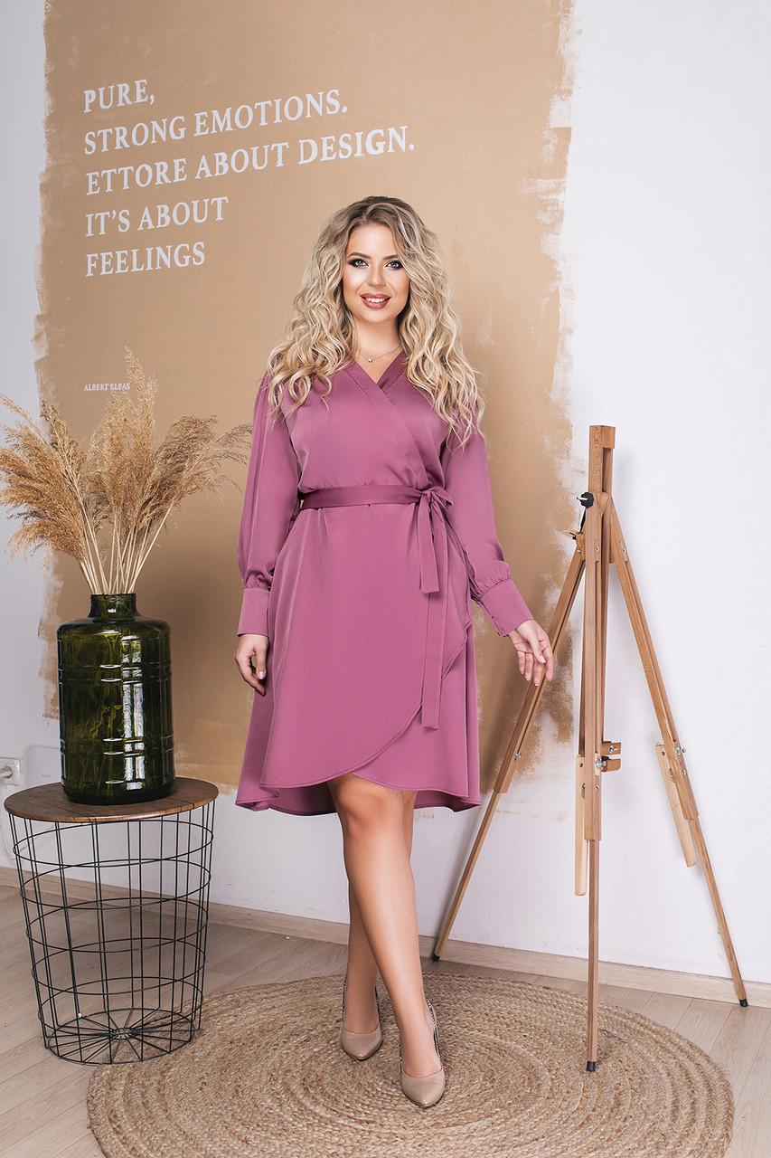 Платье LiLove 026-3 50-52 фрез