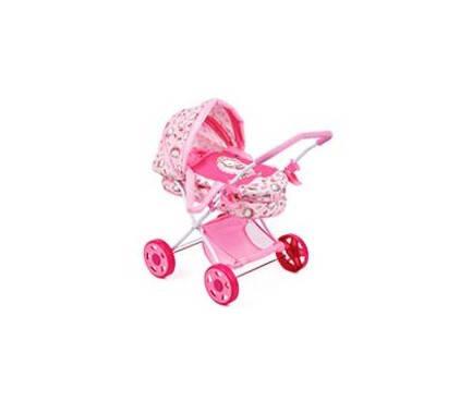 Коляска для ляльки, класика, кошик, колеса, D86582, фото 2